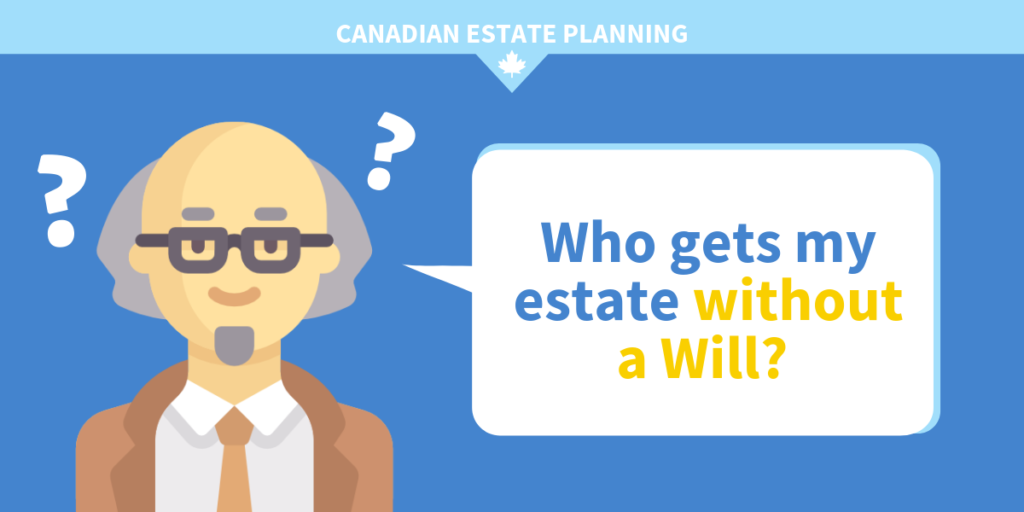 Who gets my estate without a will?