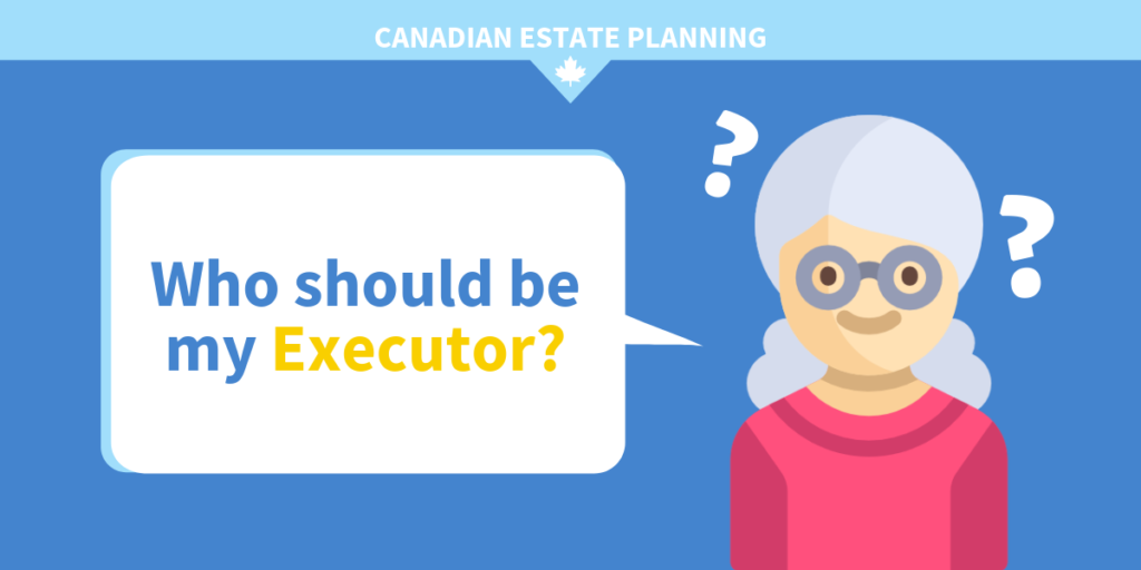 who should be my executor?