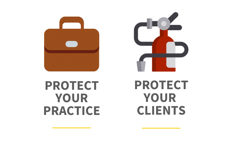 legal professionals using executor insurance